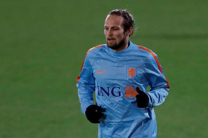 Dutch international Daley Blind made 90 Premier League appearances in four years at Old Trafford but was limited to only seven last season.