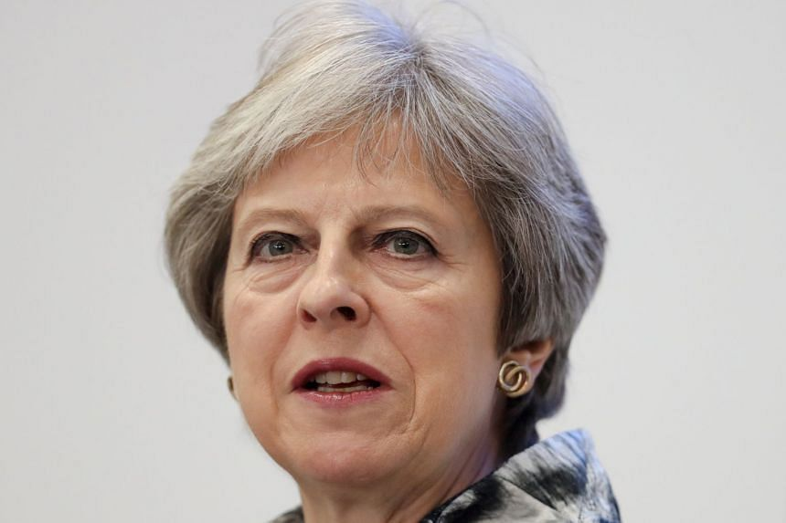 May (above) narrowly avoided a defeat in parliament at the hands of pro-EU lawmakers.