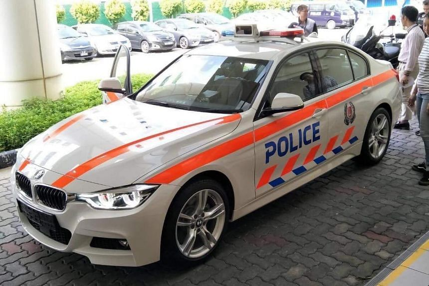 A BMW 3-series was spotted at a police facility in full Traffic Police livery, sparking news that the Traffic Police is buying a fleet of BMW sedans for the first time since the late 1990s.