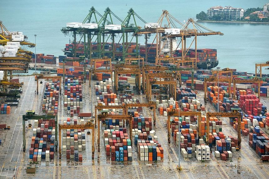 Electronic non-oil domestic exports continued to disappoint last month, declining by 7.9 per cent, similar to the 7.8 per cent decrease in May. The slump was led by integrated circuits, parts of PCs and consumer electronics. Economists warn that the