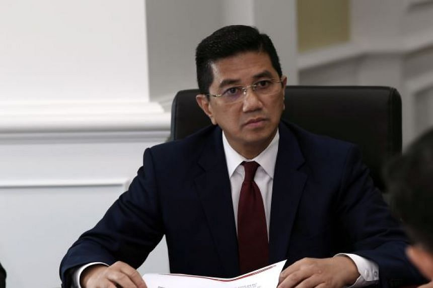 Malaysia's Economic Affairs Minister Mohamed Azmin Ali will lead a delegation to Singapore for bilateral negotiations on the high-speed rail project.