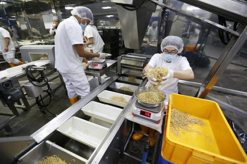 The framework will support the manpower needs of the food manufacturing industry by providing key statistics, trends and workforce profiles, avenues toward career growth and information on training programmes.