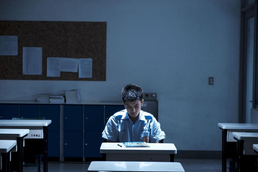 Horrors of student life in anthology series On Children more