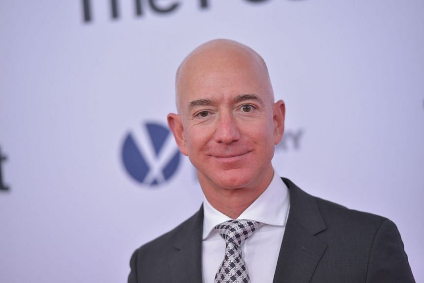 Jeff Bezos founded Amazon two decades ago as an online bookseller, and it has mushroomed into one of the world's most valuable companies.