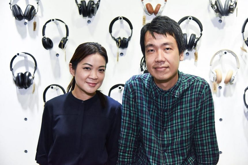 Curator Michelle Ho (left), 38, and artist Song-Ming Ang, 38. Backed by the National Arts Council, the duo makes up the team who will represent Singapore at the Venice Biennale in 2019.