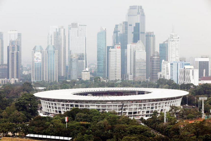 The Gelora Bung Karno main stadium, used when Indonesia last hosted the Games in 1962, has undergone a major renovation for the Asian Games.