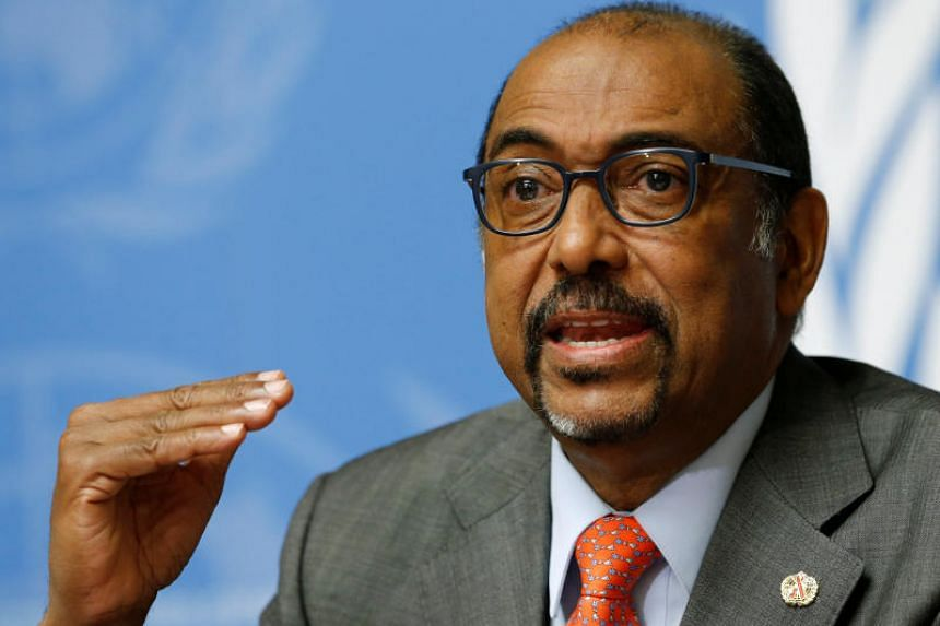 """UNAids executive director Michel Sidibe noted that there had been great progress in reducing deaths from Aids and in getting a record number of people worldwide into treatment with antiretroviral drugs. But he also pointed to what he said were """"crisi"""