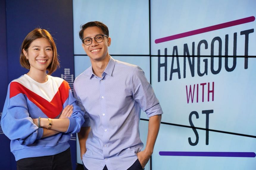 Join Alyssa Woo and Shawn Lee Miller as they talk about the hottest topics this week. Clothes by H&M. Make-up by Urban Decay.