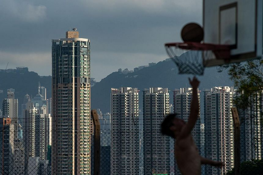 The rise in private home prices in Hong Kong has moderated from the peak of 21.6 per cent year on year in June last year to 14.7 per cent year on year in May this year, according to Hong Kong's Rating and Valuation Department.
