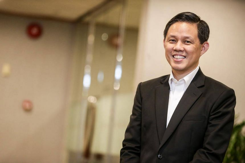 Minister-in-charge of the Public Service Chan Chun Sing challenged the next crop of civil service leaders to build a better system for Singapore.