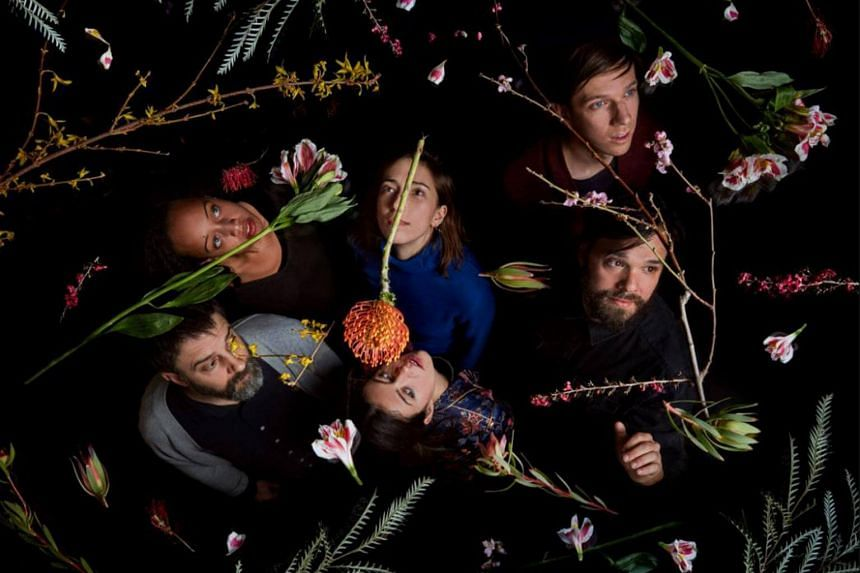 Dirty Projectors is an American indie rock band from Brooklyn, New York, fronted by David Longstreth (right).