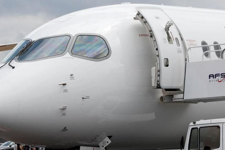 Airbus and Thales expect the number of cockpit crew on long-haul flights, typically three or four, could be reduced to two from 2023, thanks to new technology to reduce pilot workload.