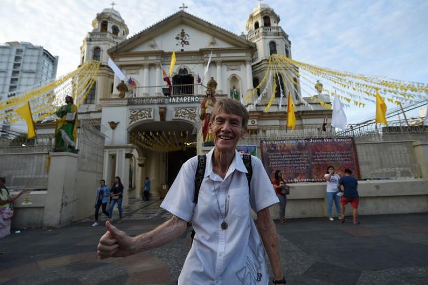 Sister Patricia Fox, 71, has been accused of illegally engaging in political activism as the government of The Philippines cracks down on foreign critics on its soil.
