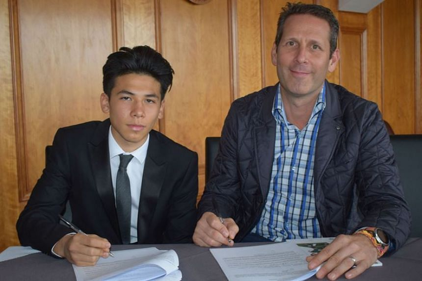 Mindef also revealed that teenage footballer Ben Davis signed the professional contract with Fulham despite knowing that his application for NS deferment had been rejected.