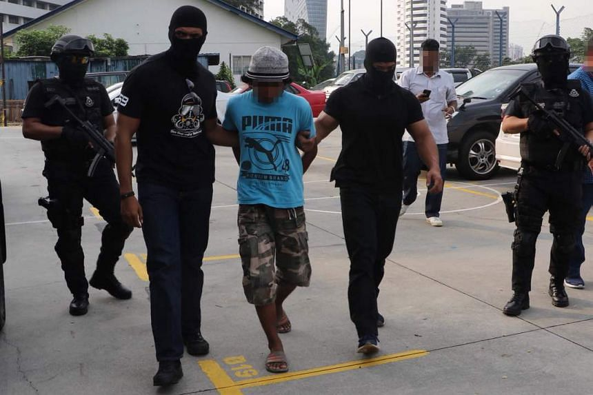 The male suspect had made threats on Facebook, saying he will launch bomb attacks in Malaysia, Indonesia and the Philippines after Hari Raya in June 2018.