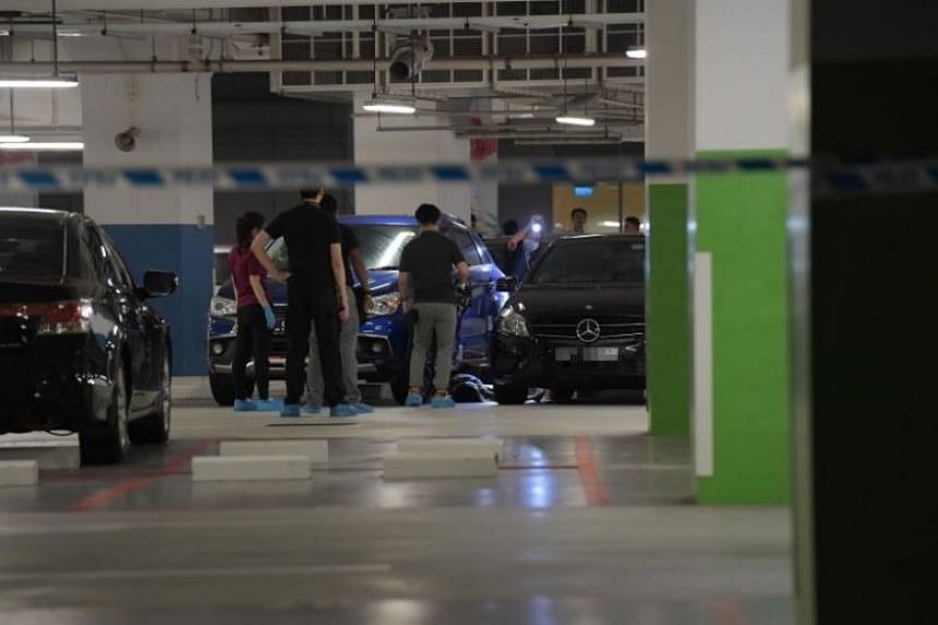 A woman was found dead at the Institute of Technical Education (ITE) College Central campus on the evening of July 19, 2018.