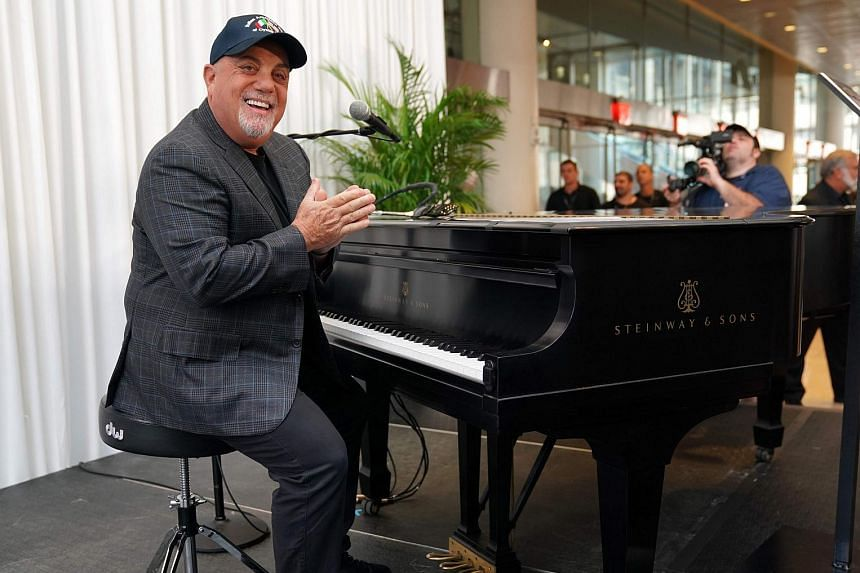 More than two million people have seen Billy Joel play at Madison Square Garden.