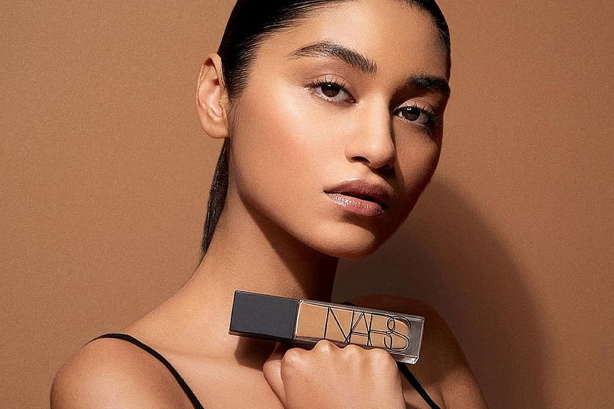 Nars Natural Radiant Longwear Foundation.