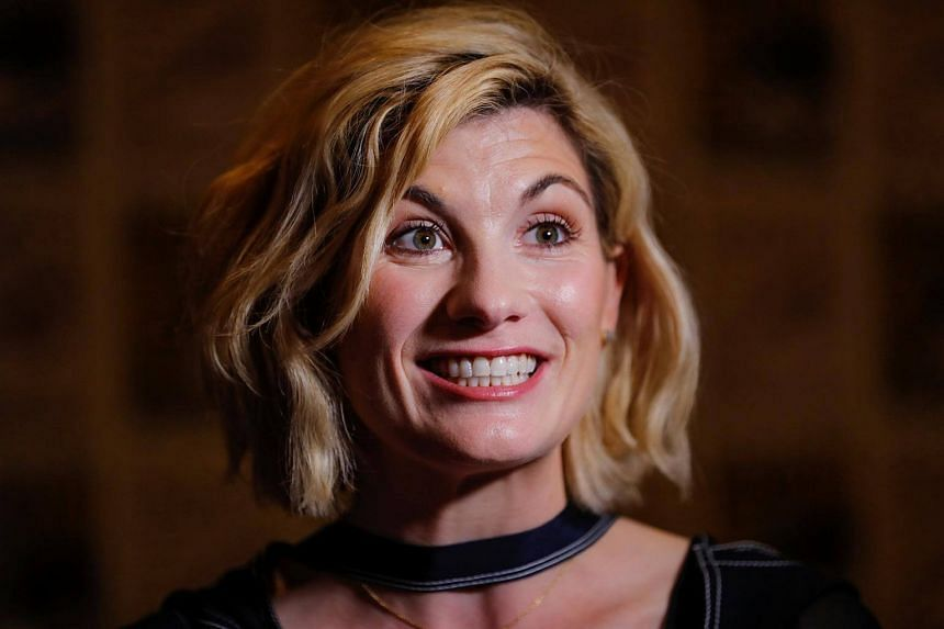 British actress Jodie Whittaker, 36, is the first woman and the 13th actor to play Doctor Who since the show first began airing on Britain's BBC network in 1963.