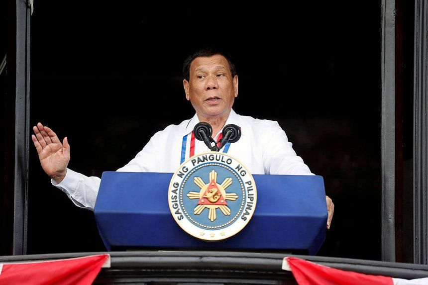 Philippine President Rodrigo Duterte argues that strong economic growth isn't enough to reduce inequality, and instead, giving greater power to the regions is the solution.