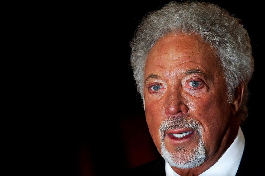 Singer Tom Jones said he was planning to continue the UK tour in August.