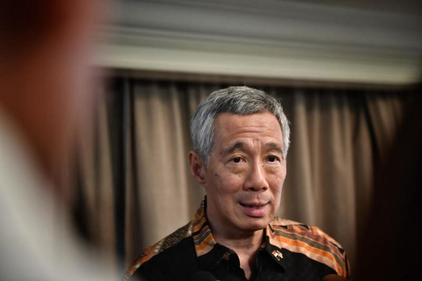 PM Lee Hsien Loong was the primary target of the attack and the attacker repeatedly attempted to locate PM Lee's records using personal identifiers.