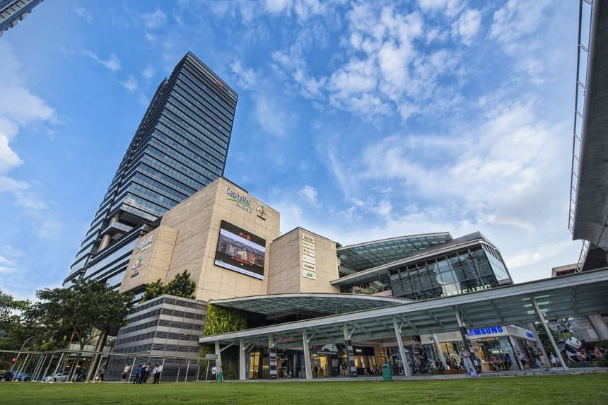 To improve shopper circulation at Westgate, one of CapitaLand Mall Trust's 15 Singapore malls, a new mall entrance has been created and a new set of escalators connecting Level 1 and 2 will be added. Also in the works - air-conditioned enclosures to