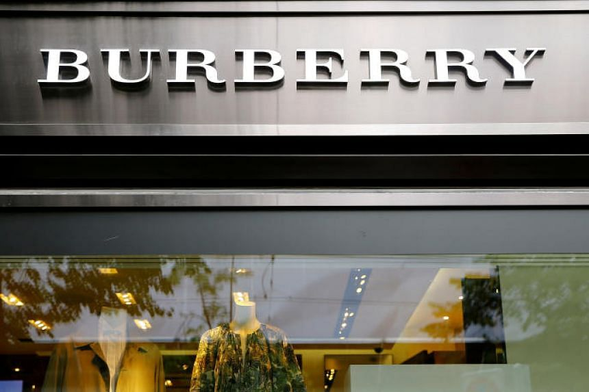 Burberry burned unsold clothes, accessories and perfume worth £28.6 million (S$51 million), according to its annual report.