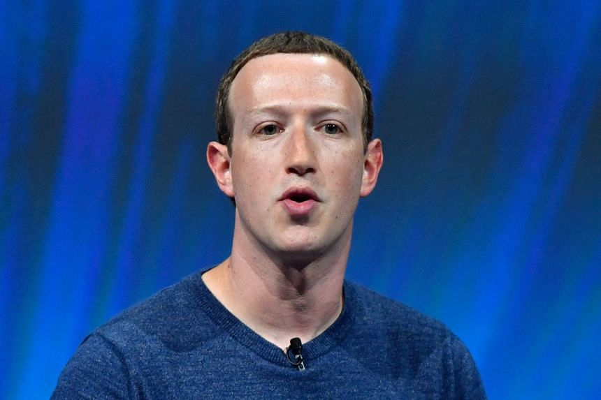 Chief executive Mark Zuckerberg came under fire after arguing that Facebook should not filter out posts denying the Holocaust.