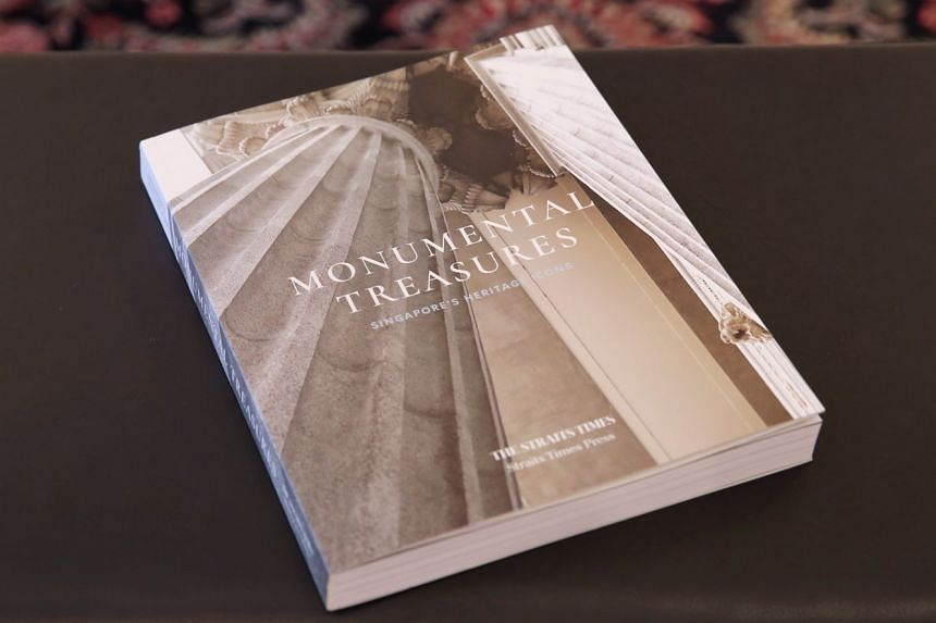 Monumental Treasures: Singapore's Heritage Icons features stories and photos of 72 national monuments and the communities behind them.