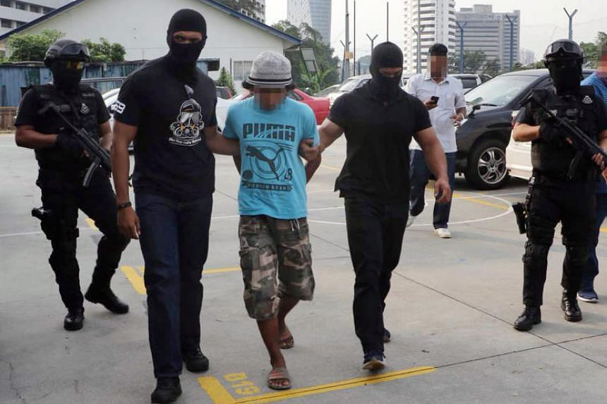 Malaysian police over the past week (July 12-17) arrested seven suspected ISIS militants, including a man who threatened to assassinate the Malaysian King and Dr Mahathir.
