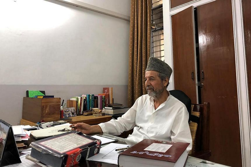 Masood Ahmad Khalid, a member of Ahmadi community, last cast a ballot in 1970 and remembers having to walk a long distance to the nearest polling station after missing his bus.
