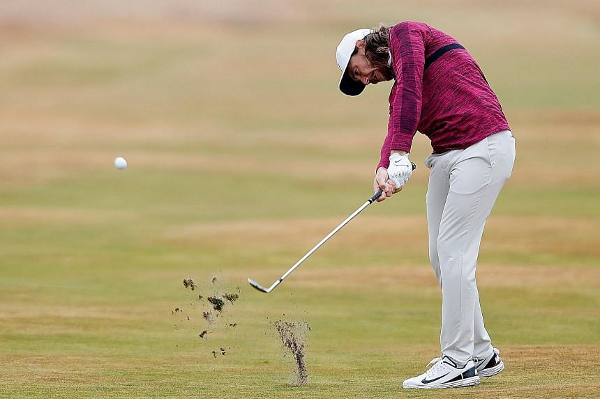 With his long hair and beard, Tommy Fleetwood is a throwback to the 1960s. He is looking for his own piece of history - becoming England's first Open champion in more than a quarter of a century.