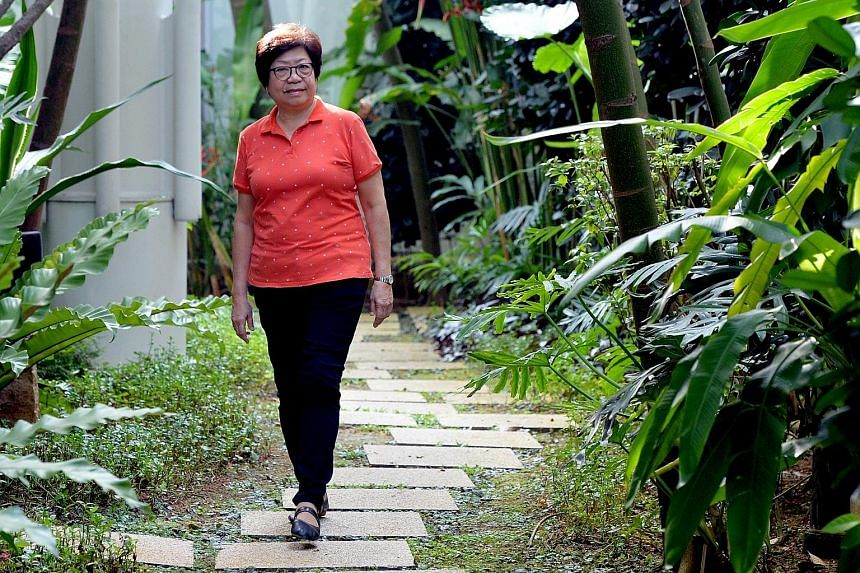 Ms Judy Koh, a school programme executive, has helped keep her Redhill Gardens neighbourhood crime-free and foster a sense of closeness in the estate.