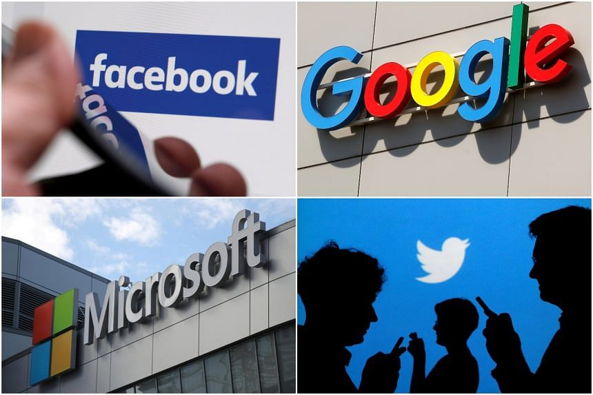 Facebook, Google, Microsoft and Twitter will come together for the Data Transfer Project, which makes it easier for users to take their personal data and leave one online service for another.