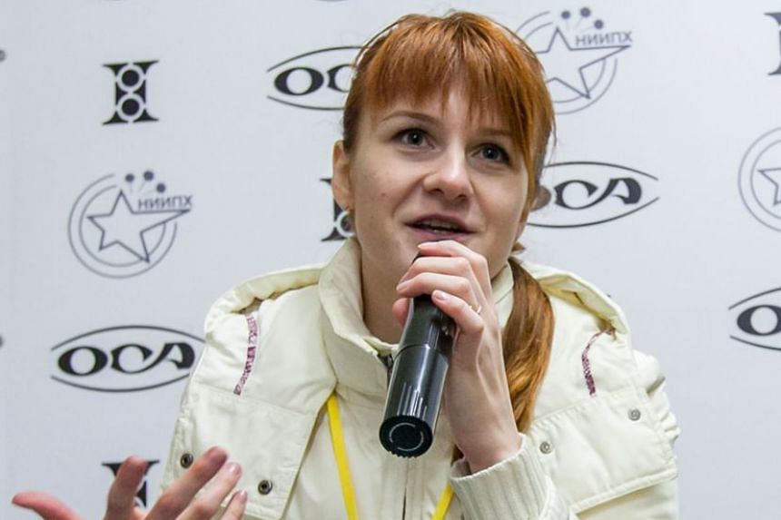 Butina faces charges of conspiring to establish a back channel between Russians and American politicians.