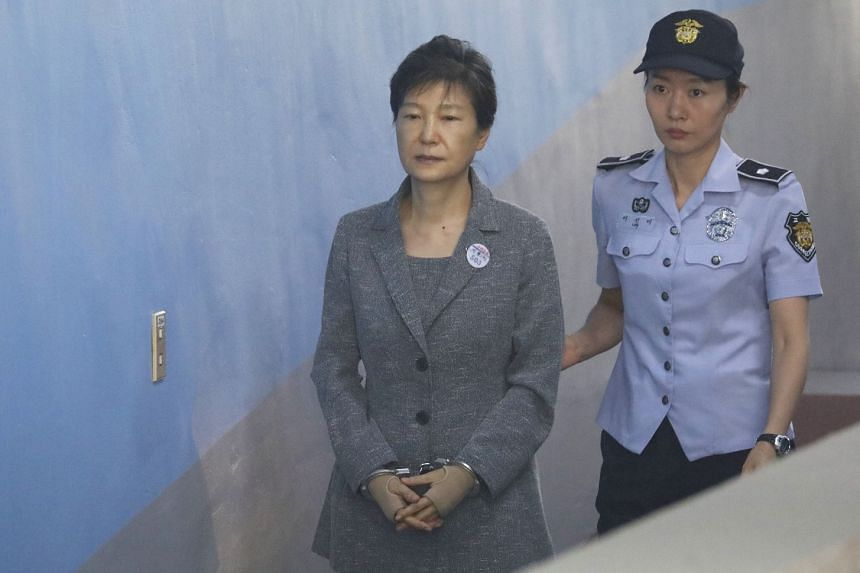 Former South Korean president Park Geun-hye now faces a total of 32 years in jail.