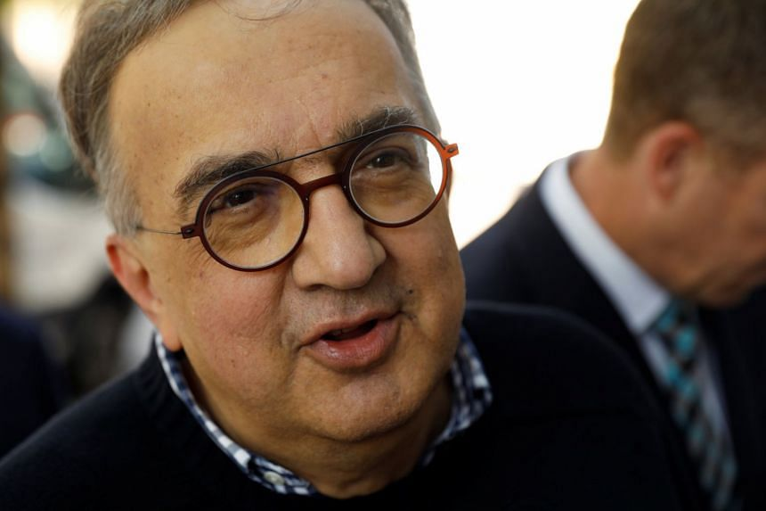 Sergio Marchionne (above), 66, is said to be seriously ill following surgery.