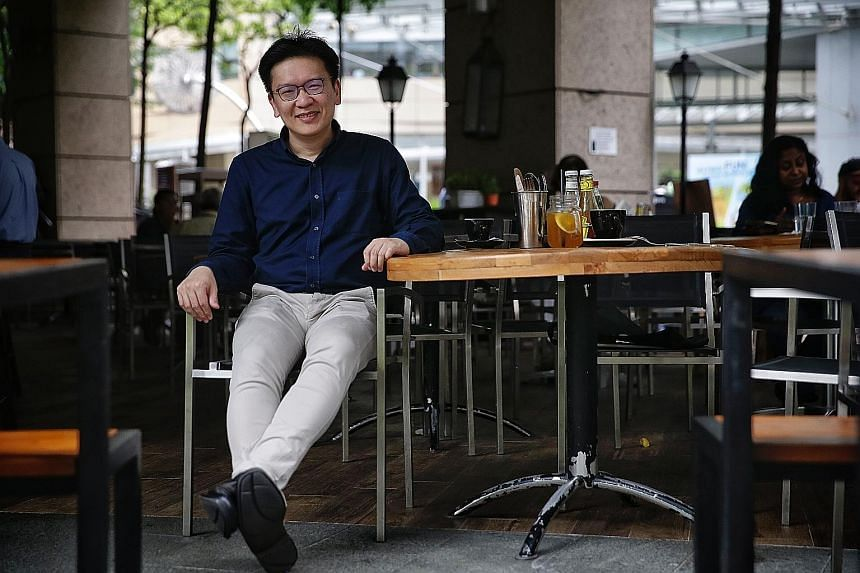 "Dr Tan Min-Han, a medical oncologist and clinical geneticist, started Lucence Diagnostics in 2016 to develop liquid biopsy technology - the next big thing in cancer detection. ""Cancer can be frightening but at the same time, because it is curable if"