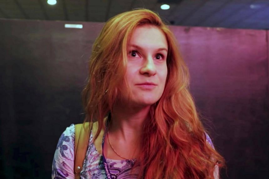 Federal prosecutors say the 29-year-old Maria Butina tried to infiltrate political organisations and influence politicians while living in Washington on a student visa.