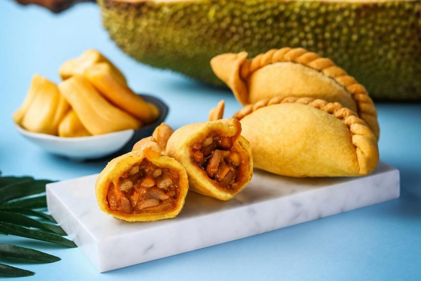 It will also be offering a jackfruit curry puff.