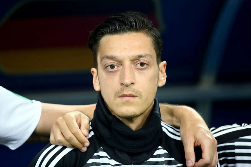 """Mesut Ozil, who has Turkish roots, is quitting the German national football team due to """"racism"""" in the criticism of him. Questions had already been sparked about his loyalty to the squad ahead of the tournament."""