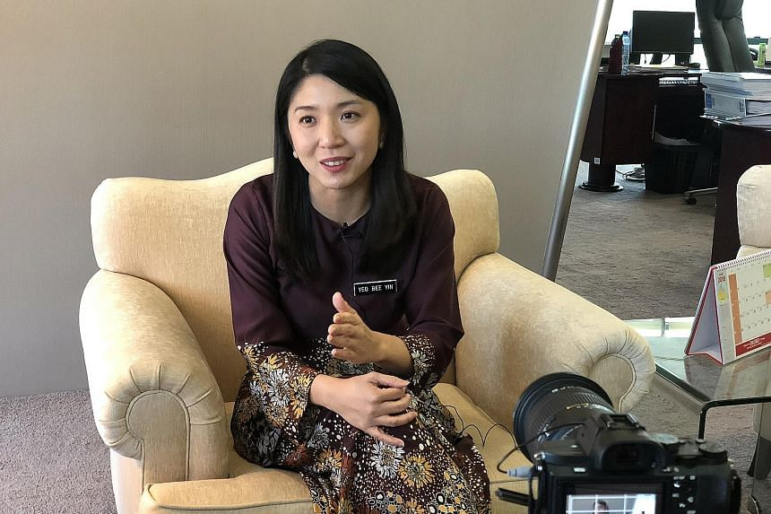 For new Energy, Science, Technology, Environment and Climate Change Minister Yeo Bee Yin, leaving a lucrative job for the uncertain Malaysian political arena was not an obvious move, but she did not want to have regrets over not doing anything to try