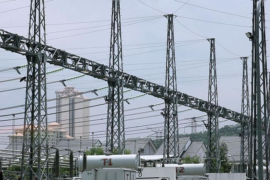 Some segments of the power sector, such as transmission and distribution, are fully controlled by state utility firms like Tenaga Nasional in Peninsular Malaysia.