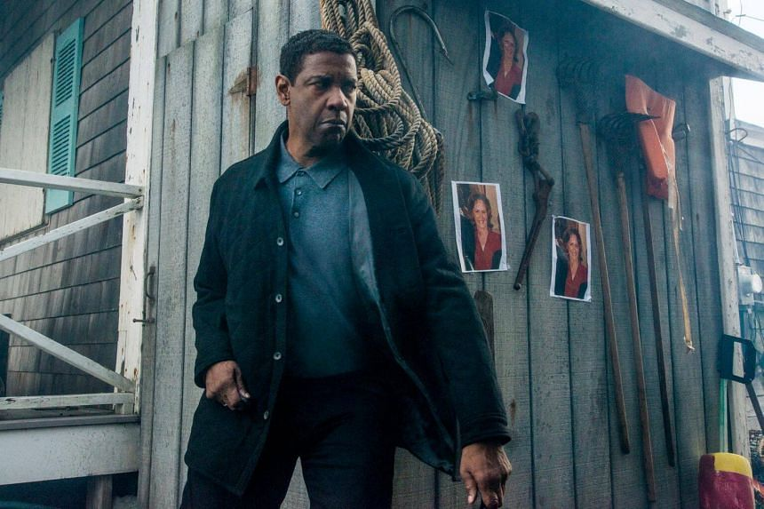 Denzel Washington reprises his role as former black-ops agent Robert McCall in The Equalizer 2, which has amassed estimated ticket sales of US$35.8 million.