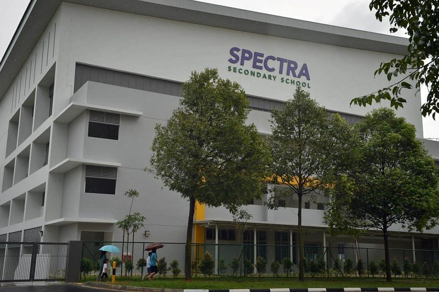 Spectra Secondary School and Crest Secondary School will offer the new Institute of Technical Education (ITE) Skills Subject Certificate.