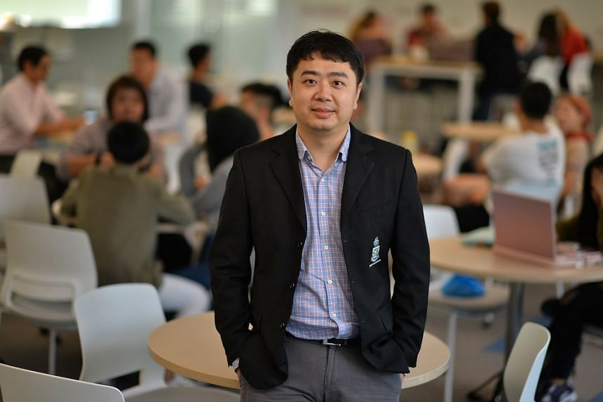 """JCU's chief operating officer Kelvin Liu believes the campus' """"Students First"""" approach helps in improving students' learning experience."""