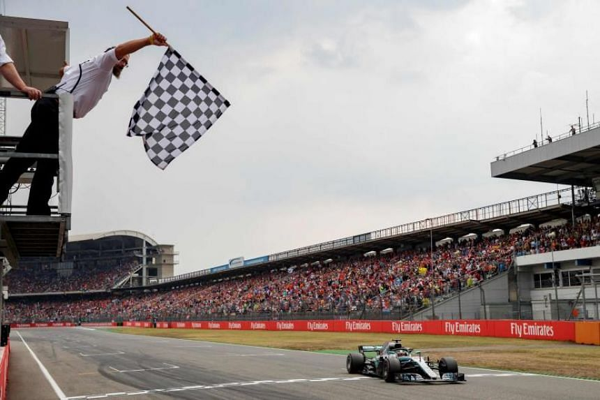 Motor racing: Tentative 2019 F1 calendar before Spa but Germany's