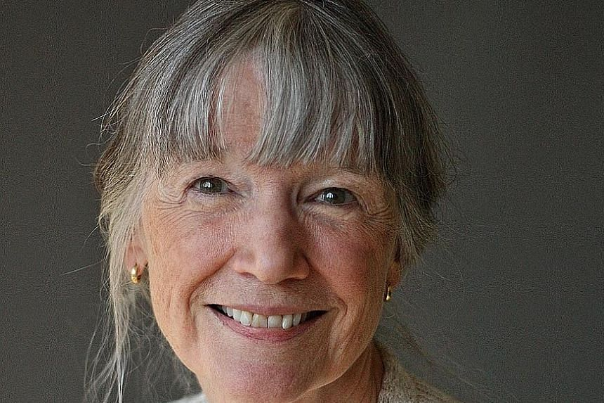 Anne Tyler has written more than 20 novels. Clock Dance is her latest.
