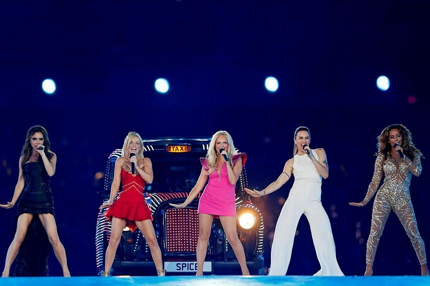 British pop band The Spice Girls, which went their separate ways after releasing the album Forever in 2000, are getting back together again.